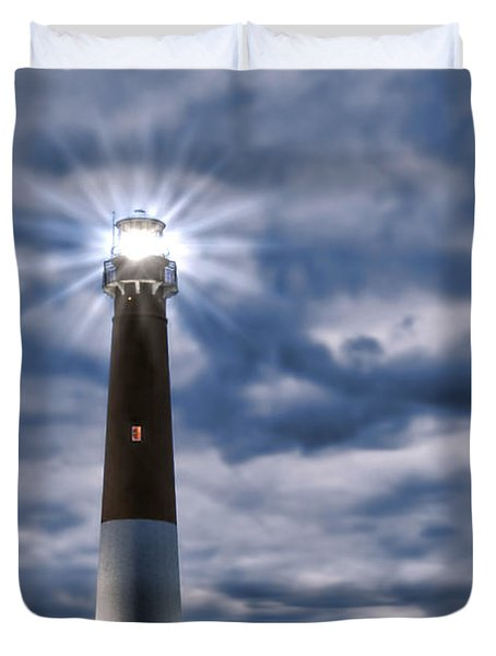 Barnegat Magic Duvet Cover