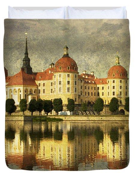 Baroque Daydream Duvet Cover by Heiko Koehrer-Wagner