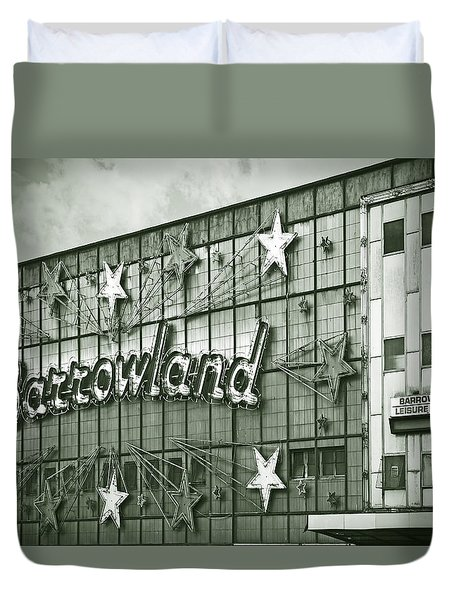 Barrowland Glasgow Duvet Cover