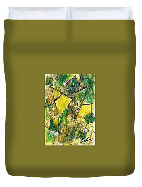 Basant - Series Duvet Cover