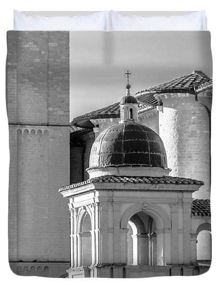Basilica Details Duvet Cover