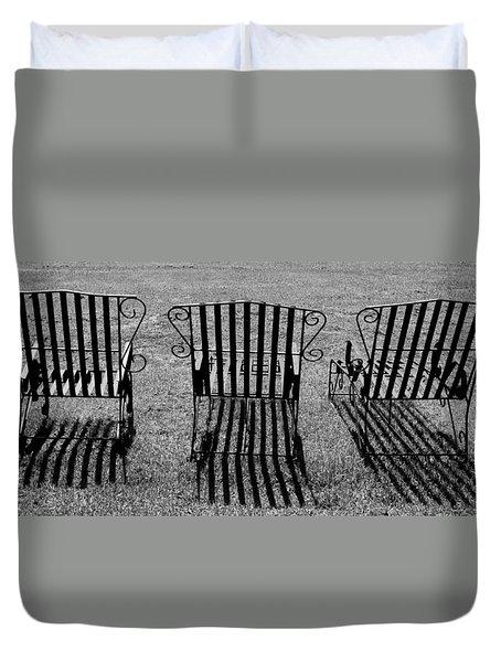 Basking Duvet Cover by Kaleidoscopik Photography