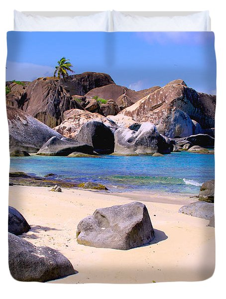 Baths Bvi Duvet Cover