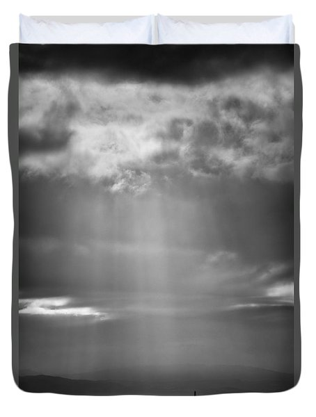 Bay Light Duvet Cover