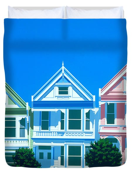 Bay View Duvet Cover by Brian James