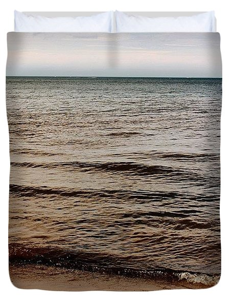 Beach Bound Duvet Cover
