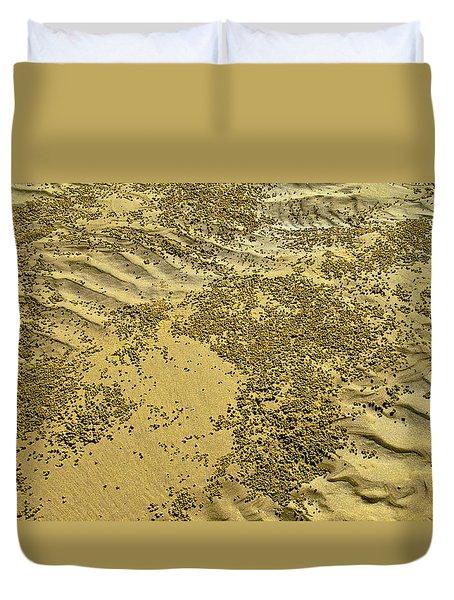 Beach Desertscape Duvet Cover