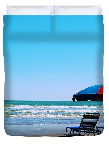 Beach Dreams Duvet Cover