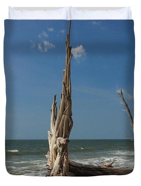 Beach Magic Duvet Cover