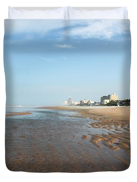 Beach Vista Duvet Cover