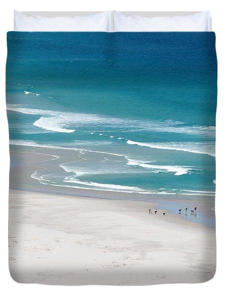Beachscape Duvet Cover