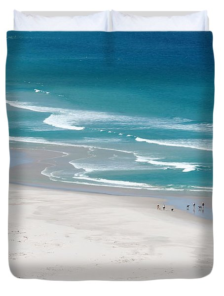 Beachscape Duvet Cover