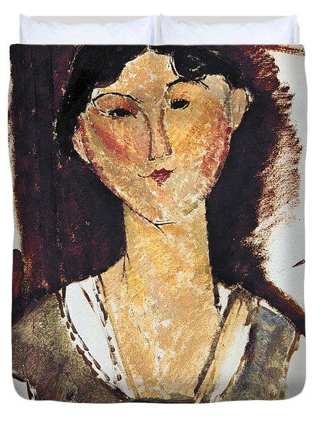 Beatrice Hastings Duvet Cover