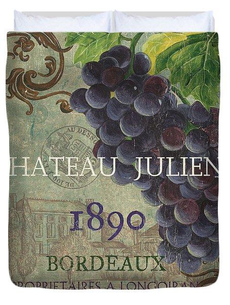 Beaujolais Nouveau 2 Duvet Cover