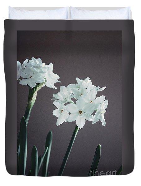 Beautiful Bloomer Duvet Cover