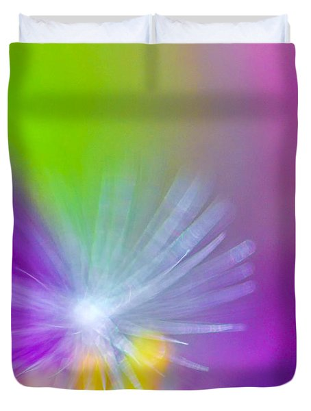 Beautiful Blur Duvet Cover