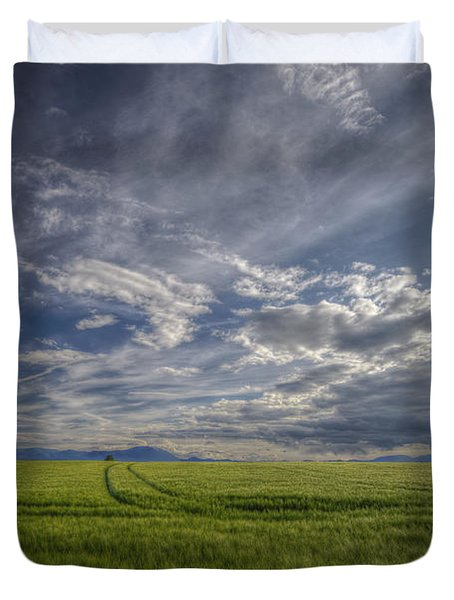 Beautiful Countryside Duvet Cover