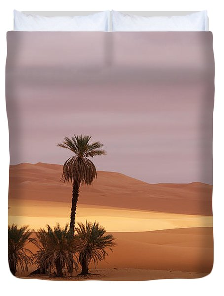 Beautiful Desert Duvet Cover