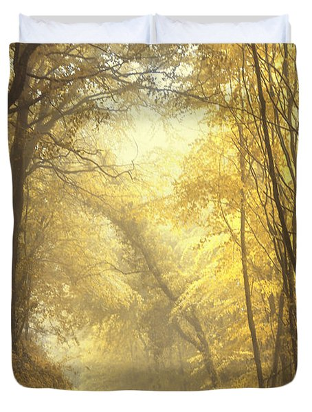 Beautiful Fall Duvet Cover