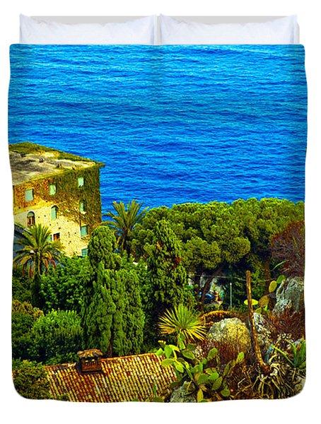 Beautiful Sicily Duvet Cover by Madeline Ellis