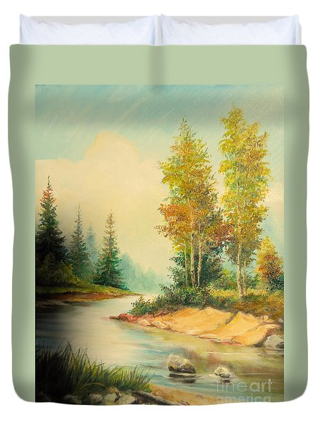 Beautiful Wild  Duvet Cover