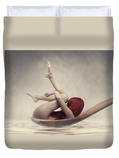 Beauty Bath Duvet Cover