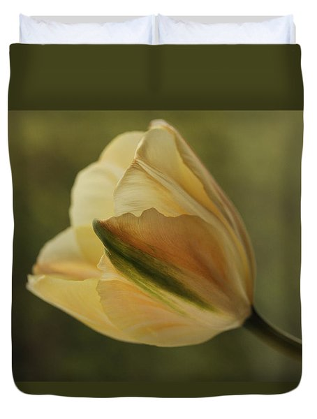 Beauty Duvet Cover by Connie Handscomb