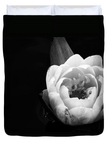 Beauty In The Dark Duvet Cover