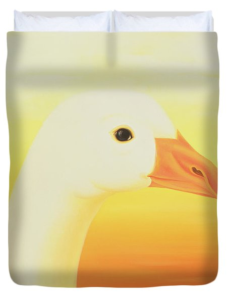 Beauty Duvet Cover by Magdolna Ban