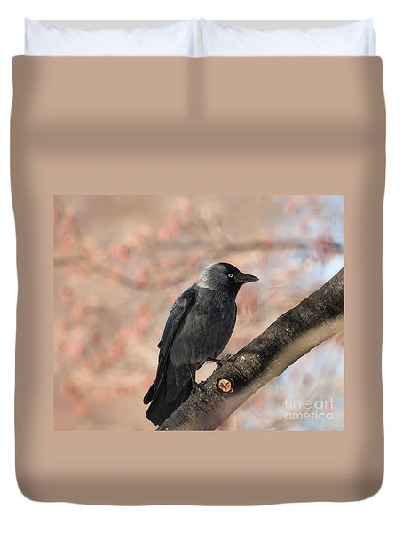 Duvet Cover featuring the photograph Beauty Of Nature by Rose-Maries Pictures