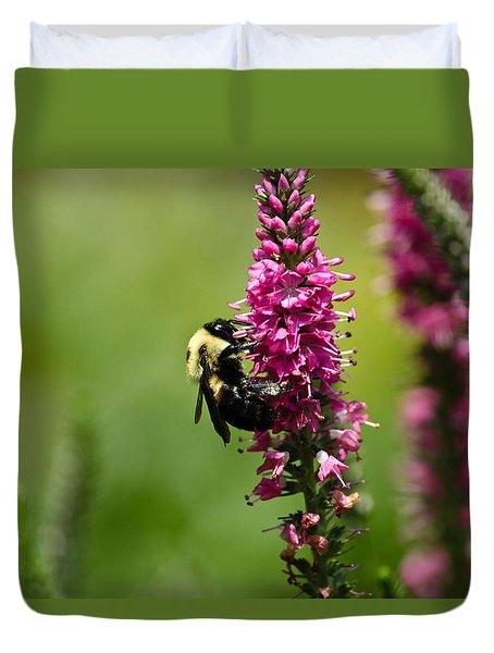 Bee Heaven Duvet Cover