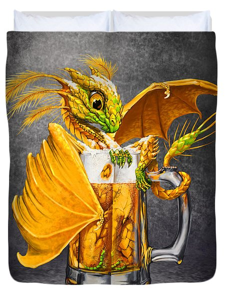 beer dragon digital art by stanley morrison. Black Bedroom Furniture Sets. Home Design Ideas