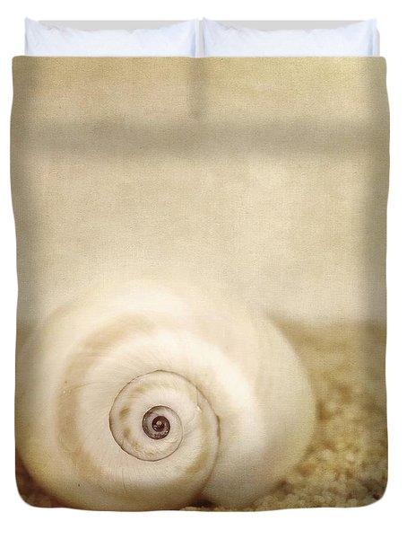 Beige Duvet Cover