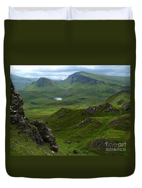Beinn Edra - Isle Of Skye Duvet Cover