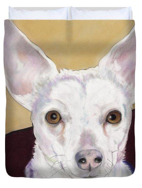 Belle Duvet Cover by Pat Saunders-White