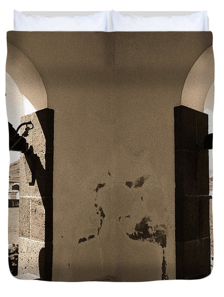 Bells Duvet Cover by Gaspar Avila
