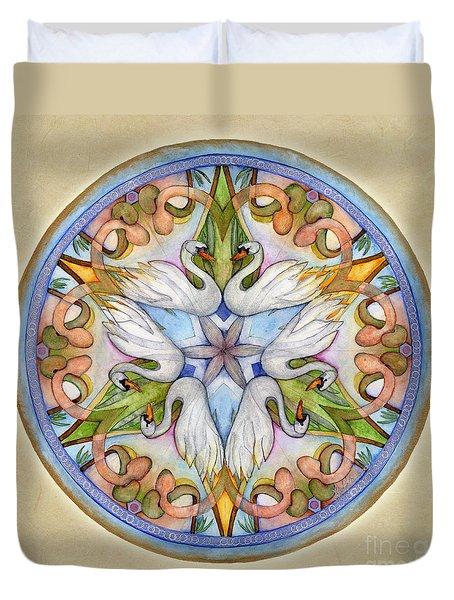 Beloved Mandala Duvet Cover