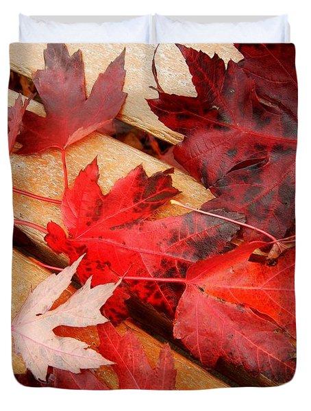 Bench Cushion Duvet Cover