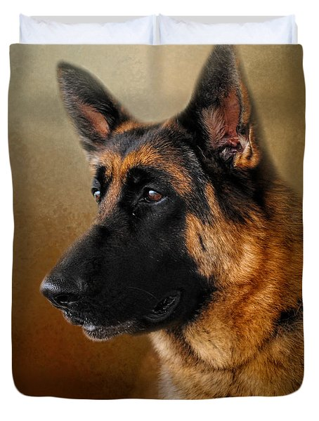 Best In Show - German Shepherd Duvet Cover