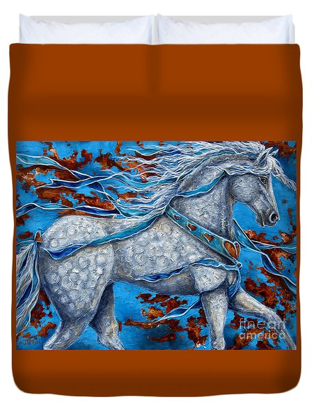 Best Of Show Duvet Cover