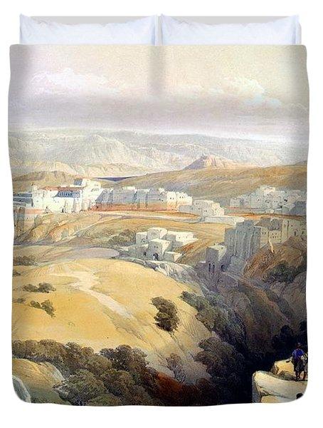 Bethlehem  Duvet Cover