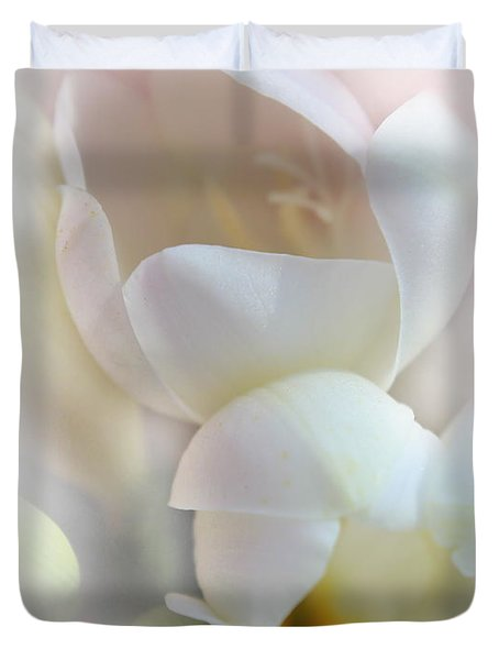 Better Together Duvet Cover by Kume Bryant