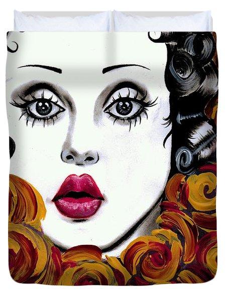 Betty Boop Duvet Cover
