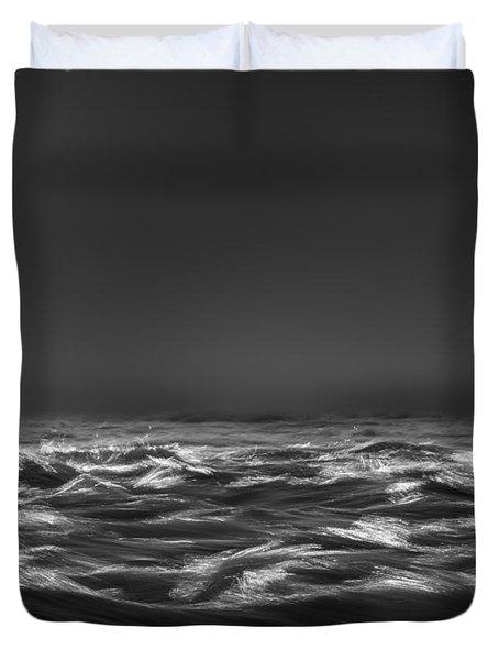 Beyond The Sea Duvet Cover by Bob Orsillo