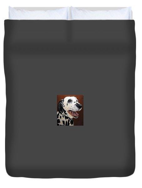 Bianca Rob's Dalmatian Duvet Cover