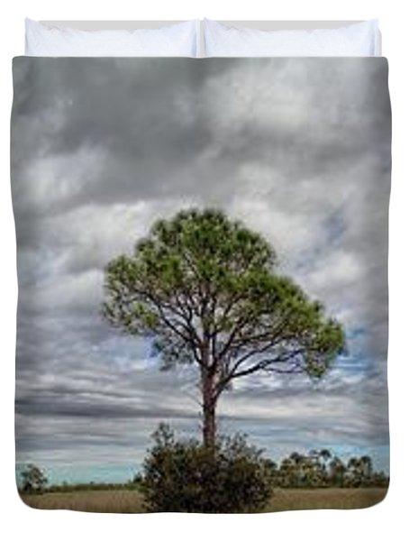 Big Cypress Duvet Cover