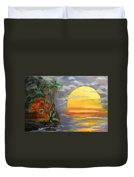 Magical Sunser Jenny Lee Discount Duvet Cover