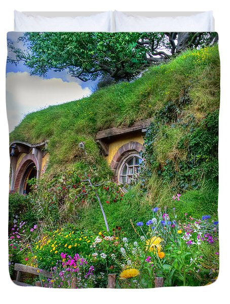Bilbo Baggins House 1 Duvet Cover