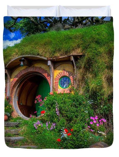 Bilbo Baggin's House 5 Duvet Cover