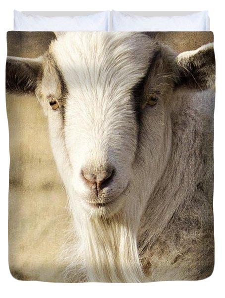 Billy Goat Duvet Cover